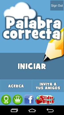 Palabra Correcta: la app educativa de ortografía