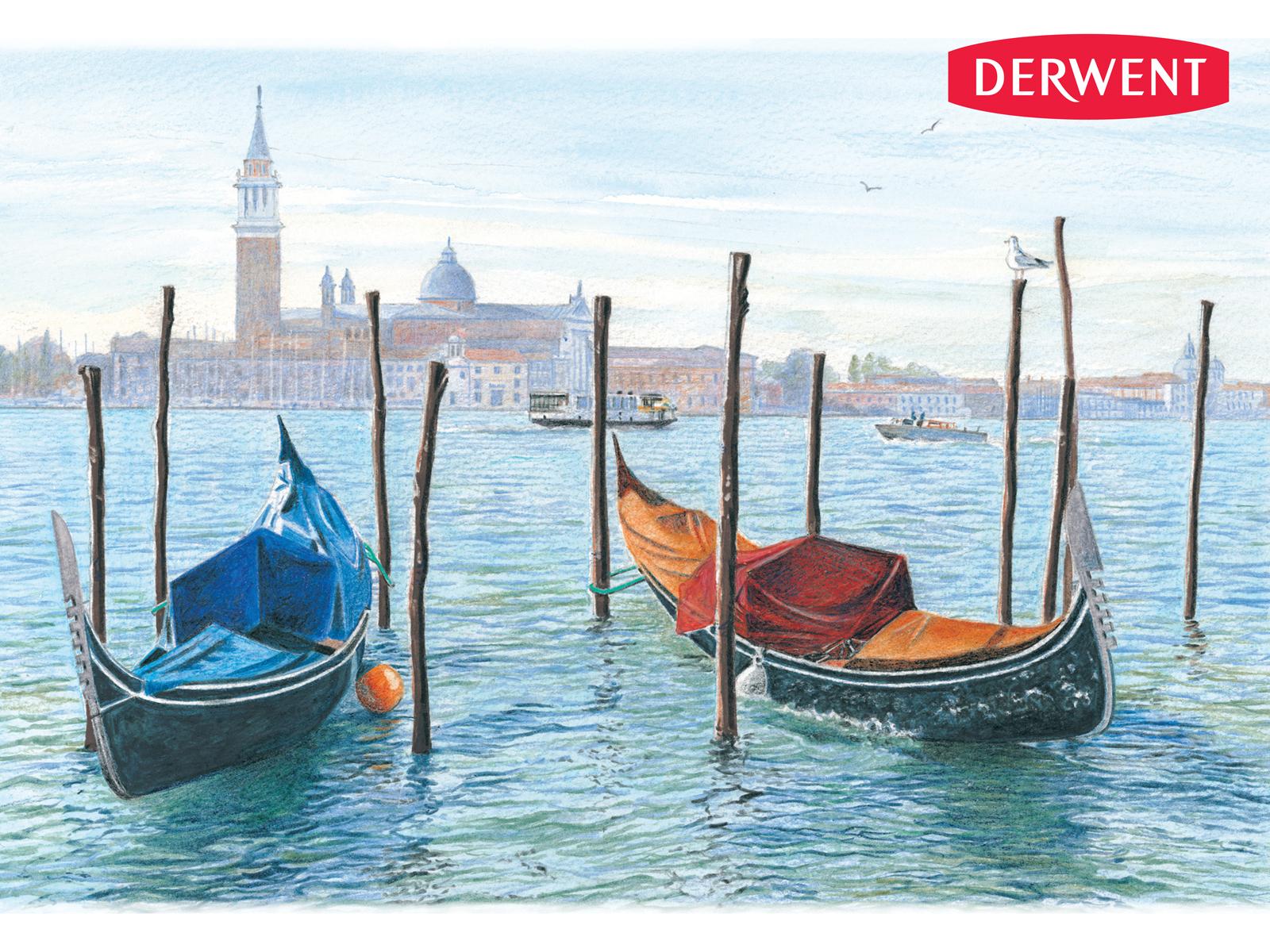 Idee Regalo Derwent Le Migliori Matite Da Disegno Su Fine Arts Mart