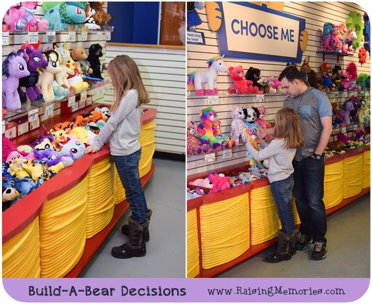 Build A Bear Experience in Canada
