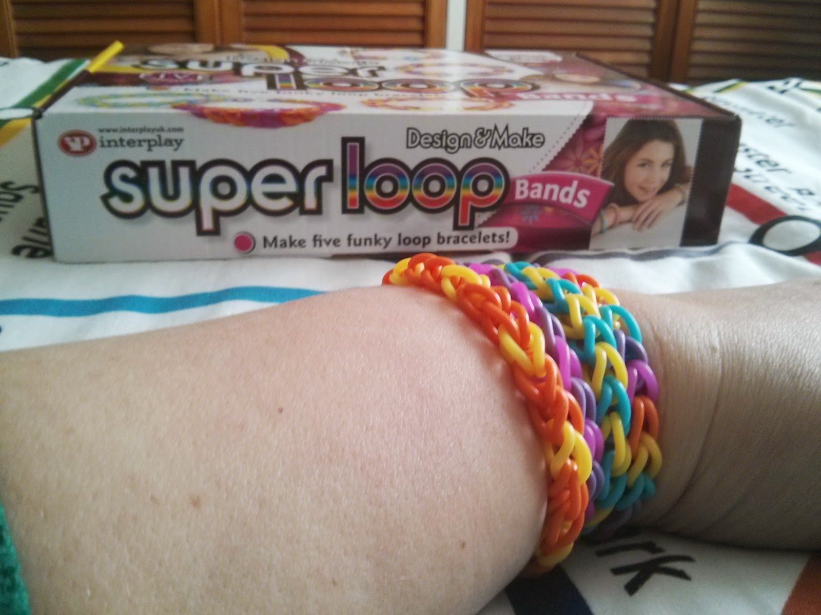 Interplay Super Loop Bands Review Bracelet Four