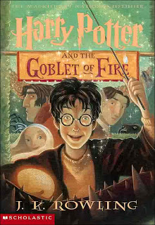 J. K. Rowling -4- Harry Potter and the Goblet of Fire