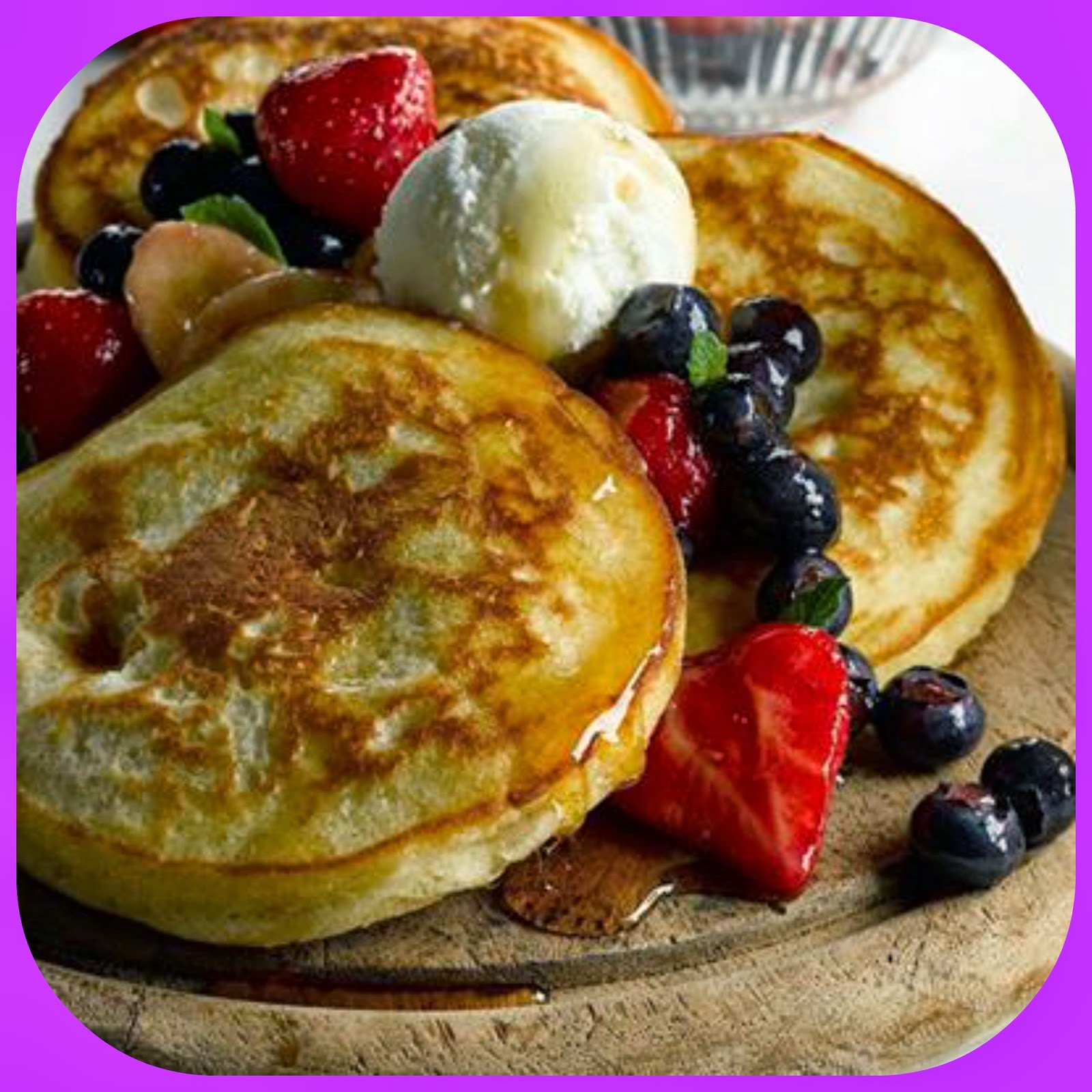 easy delicious pancake day recipe