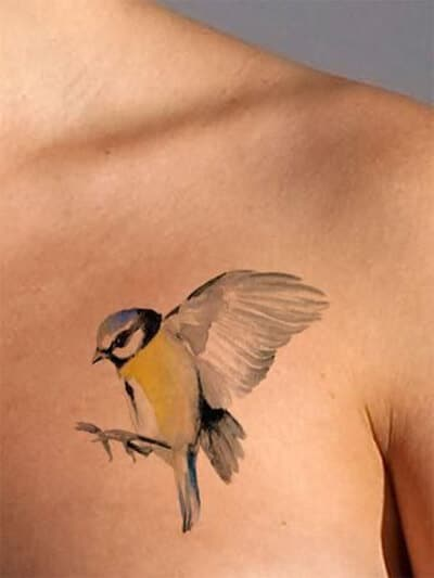 beautiful small tattoos for women