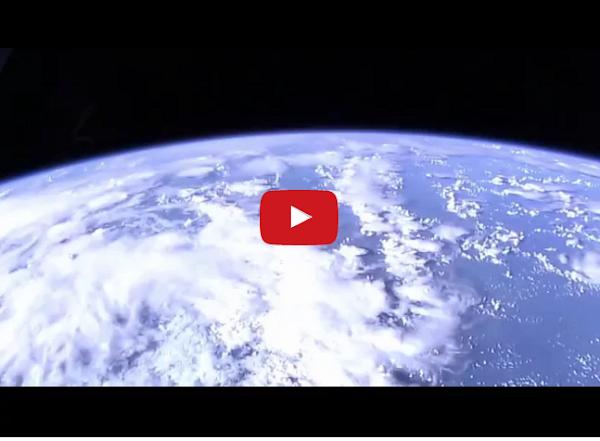 Vídeo del Huracán Matthew desde el espacio