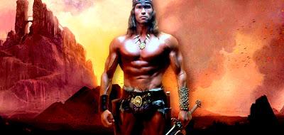 Arnold Schwarzenegger - Conan