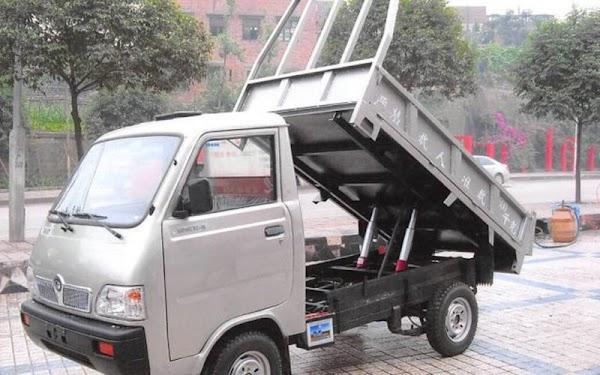 Construía camiones chinos, pero terminó preso, y  robado  por el gobierno de Hidalgo