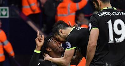 Chelsea Win The 2016-17 Premier League Title