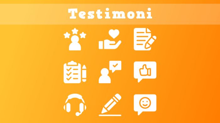 Yuk, Intip Apa itu Kata Testimoni dan Manfaat Untuk eCommerce