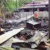 Tiga Sekeluarga Buntu Rumah Musnah Terbakar