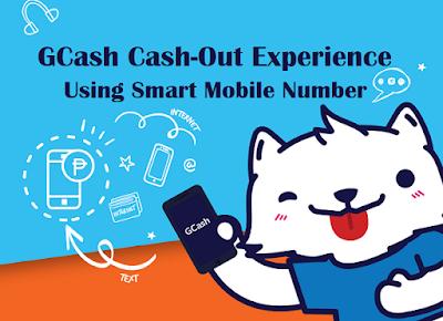 GCash Cash-Out using Smart