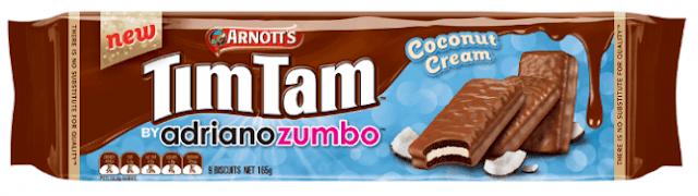 Rasa TimTam Coconut Cream
