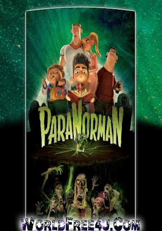 Poster Of ParaNorman In Dual Audio Hindi English 300MB Compressed Small Size Pc Movie Free Download Only At worldfree4u.com