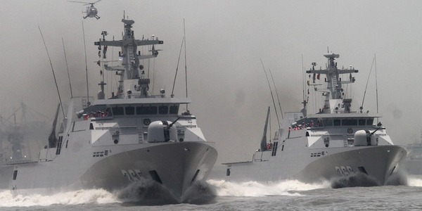 Dua Kapal Perang RI Diikutkan Latihan Bersama RSN