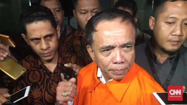 Kasus Dana Otsus Aceh, Irwandi Didakwa Terima Suap Rp1,05 M