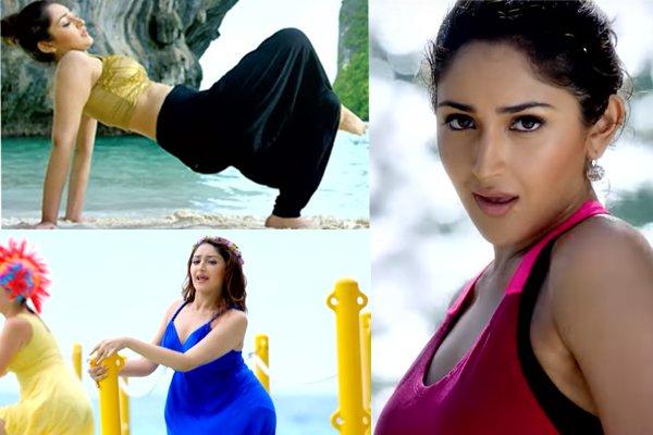 Vanamagan song Sayyessha Saigal Damn Damn 1 - Sayesha Saigal Sexiest Images & Photo Gallery|Vanamagan Actress Hot Stills|