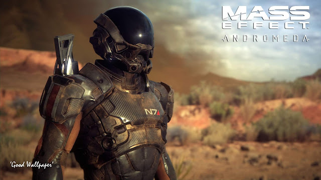 Mass Effect Andromeda Wallpaper Full HD