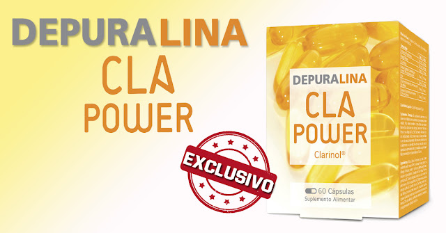 Depuralina Cla Power