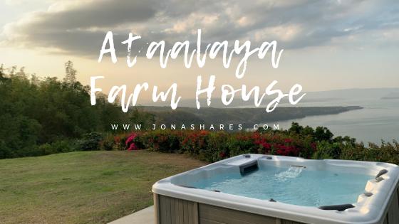Ataalaya Farm House, Alitagtag, Batangas
