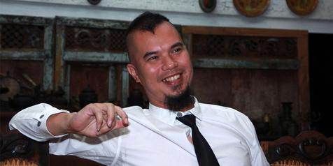 Ahmad Dhani: Jokowi Kan Gak Ganteng, Nggak Kayak Saya