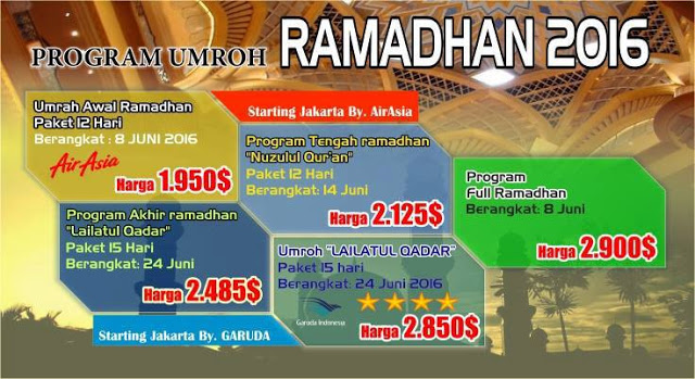 Khazzanah Travel Tours Umrah di Jakarta