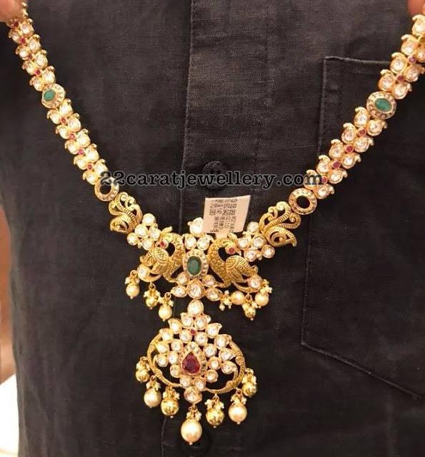 Splendid Pachi Necklace 83 Grams