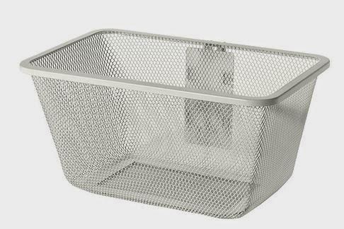 Ikea ALGOT Mesh Basket