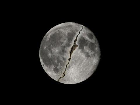 انشقاق القمر كرامة لرسول الله (صلي الله عليه وسلم)