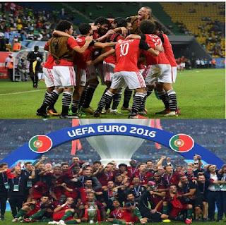 خسارة قاتلة لمنتخب مصر امام البرتغال مباراة ودية دولية ,صلا يسجل و رونالدو يرد بهدفين فى دقيقتين egypt vs portugal