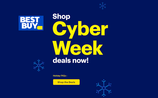 Extreme Couponing Mommy: Best Buy Cyber Week Deals