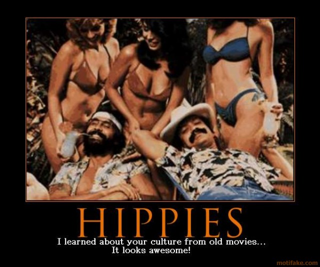 Old hippy sex