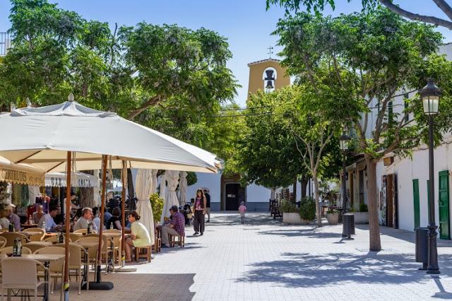Informações sobre Santa Gertrudis em Ibiza