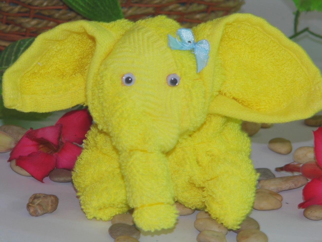 Cara Membuat Gajah Dari Handuk Kreasi Towel Craft Porosilmu Com - Perkawinan Hewan Gajah, Masa Kawin Singkat Gajah Betina Tidak Mau Jauh Dari Gajah Jantan
