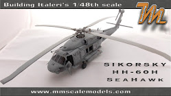 Sikorski HH-60H 1/48 Italeri