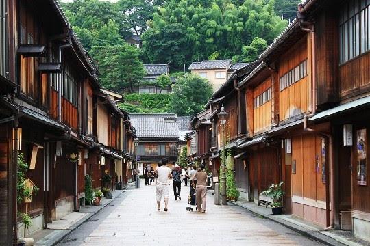 Kanazawa, Jepang
