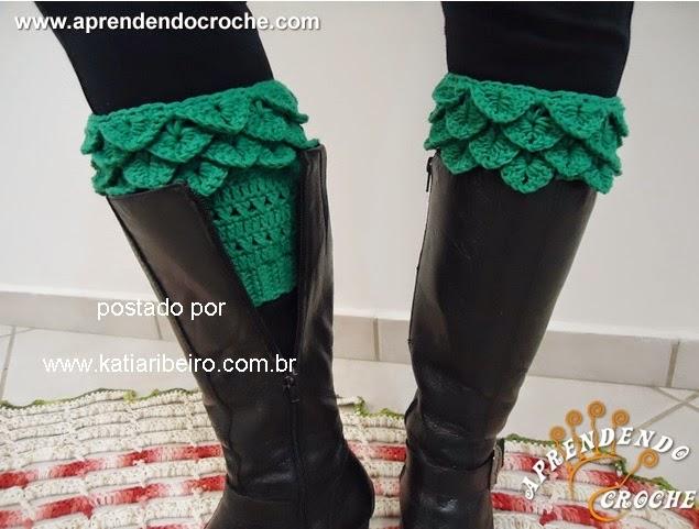 add76af9b9c933 Katia Ribeiro Crochê Moda e Decoração - Crochê com Gráficos