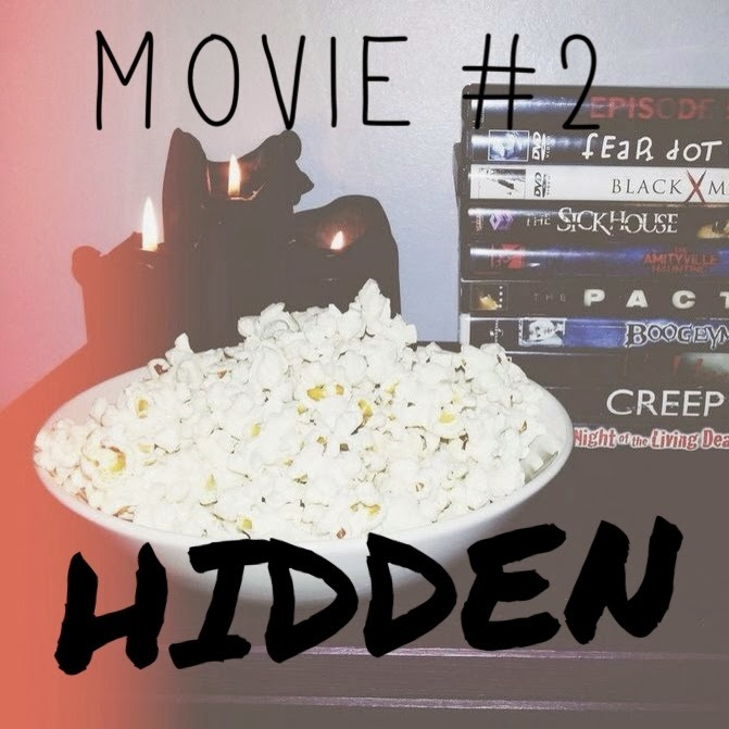 Inspire Magazine Online - UK Fashion, Beauty & Lifestyle Blog | My B-List Horror Movies Challenge // Hidden; Inspire Magazine; Inspire Magazine Online; Hidden; Hidden Review; Horror Movie