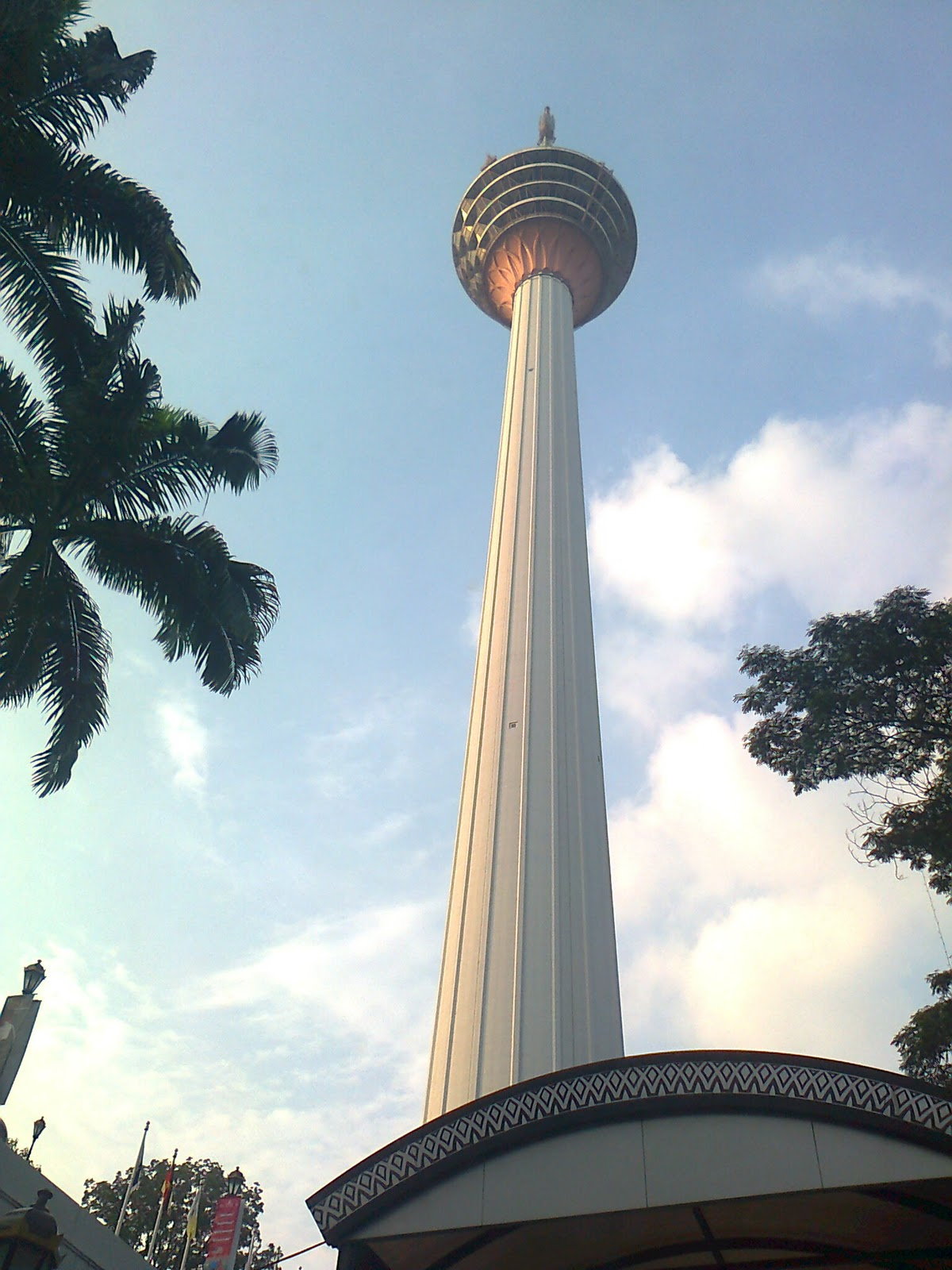 manna mania: KL Tower Hi Tea