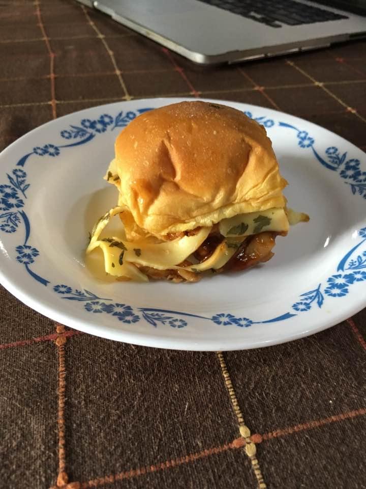 Lechon Manok BBQ Chicken Sliders