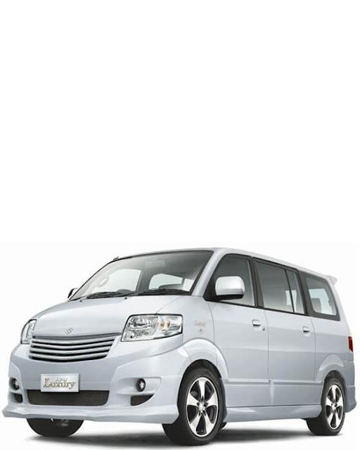 Harga Mobil Suzuki Apv Lampung