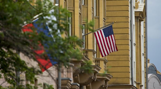 Russia captures American in Moscow over presumed spying