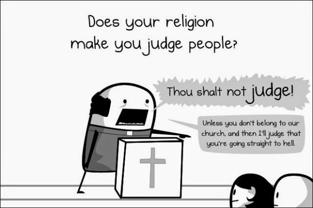 A Simple Guide To Being Religious In Today's World (11 Pics)
