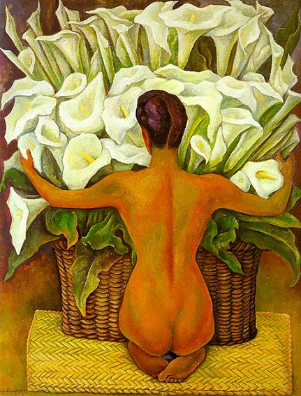 Tranh Diego Rivera