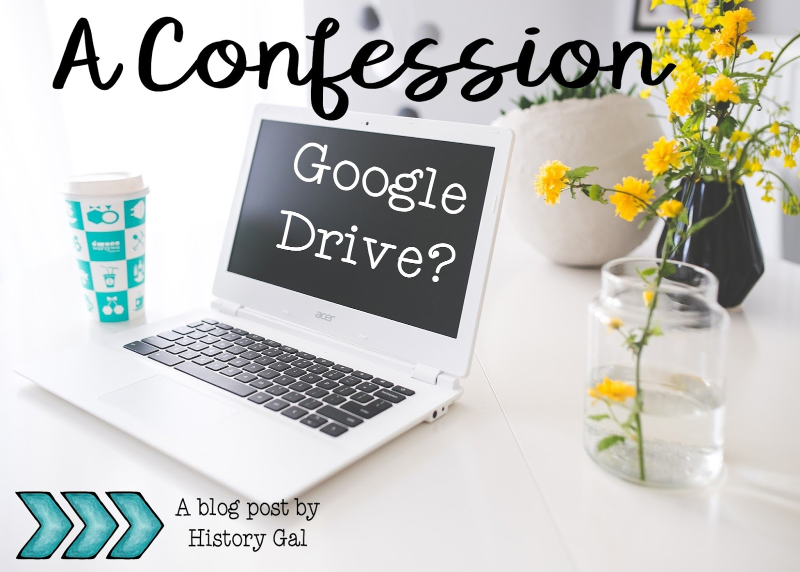 What is Google Drive? by History Gal