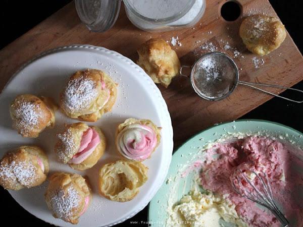 Pastel Creampuffs - Zuckersüße Windbeutel