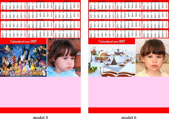 calendar de birou CRACIUN