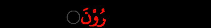 Satu Pada Ayat 12 QS. Al-Baqarah