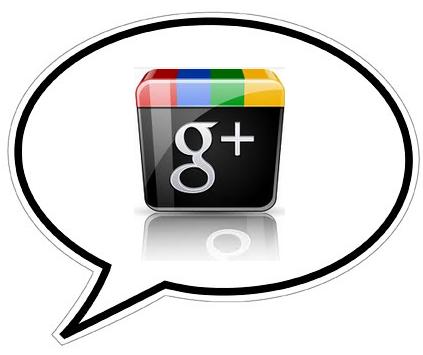 Comment Google Plus + cho Website, Wordpress & Blogspot
