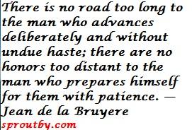 #Courage Quotes #Jean de la Bruyere#Vision Qoutes #Picture Quotes #Inspirational Quotes
