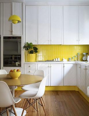 Berbagai Macam Ide Backsplash Interior Dapur