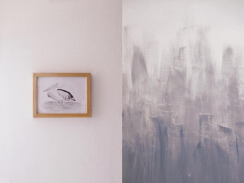 DIY Kunstwerke für die Wand: Zeichnung selbermachen und Leinwand bemalen